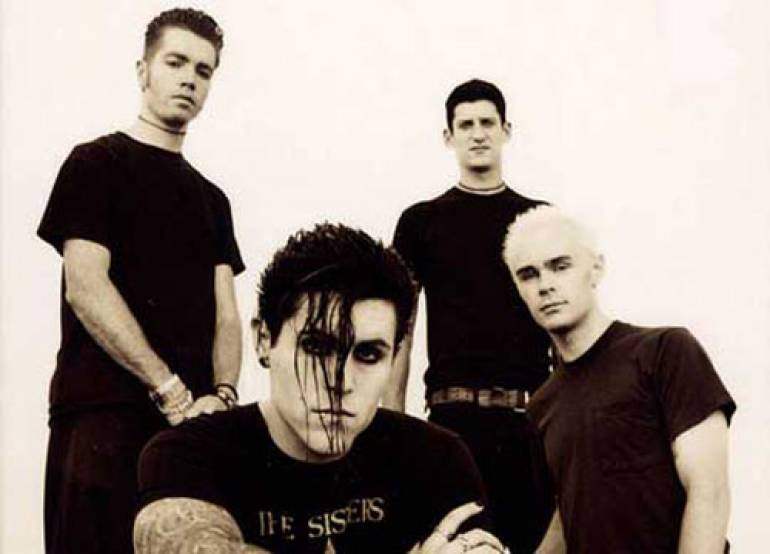AFI release brooding new track Get Dark, announce new EP