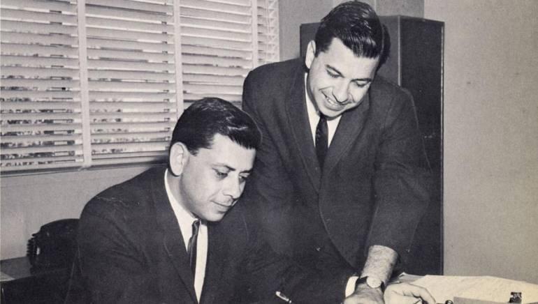 Robert and Richard Sherman