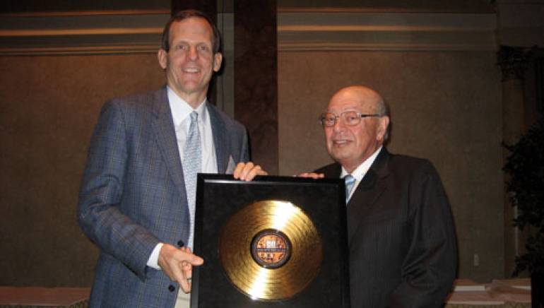 Pictured are BMI's Dan Spears (l) and Phil Roberts.