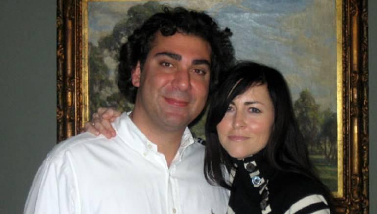 BMI's Brandon Bakshi and Victoria Horn