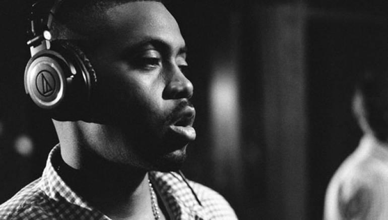 "Nas records Slick Rick's ""Hey Young World."""