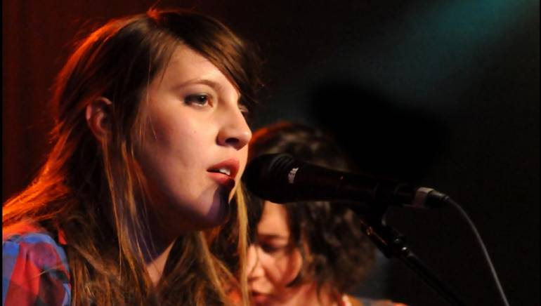Caitlin Rose performs her winning set of songs at round 3 of the Road to Bonnaroo competition on April 19.