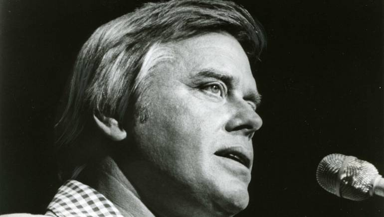 Tom T. Hall in 1977.