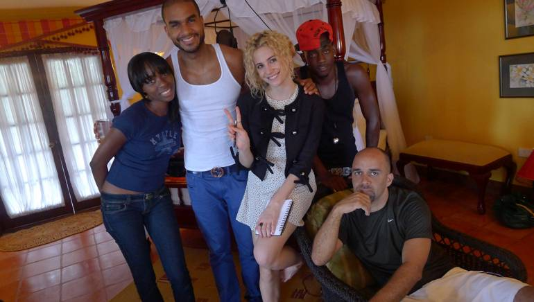 Candy Gloster, Jared Cotter, Pixie Lott, Keith Currency, Mark Cyrus
