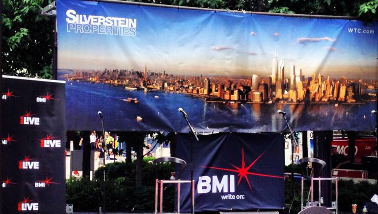 BMI and Silverstein Properties set the stage for summer concert series in NYC