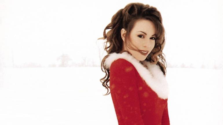 Mariah wishes you a Merry Christmas from the North Pole.