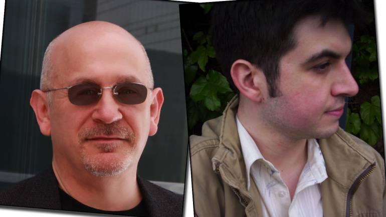 Mathew Rosenblum and Dan Visconti