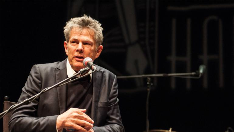 BMI Icon David Foster offered interaction and guidance at the inaugural Songwriters Hall of Fame (SHOF) Master Sessions at the University of Southern California (USC) Thornton School of Music.
