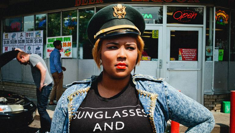 Pictured: Lizzo