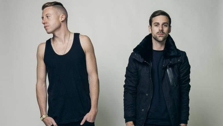 Pictured: Macklemore & Ryan Lewis