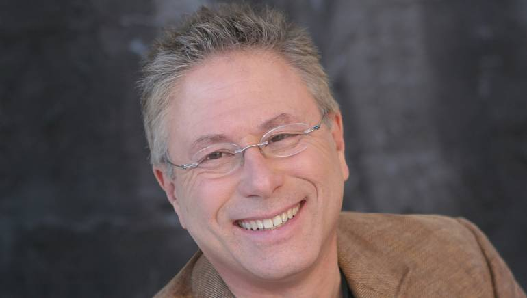 Pictured: Alan Menken
