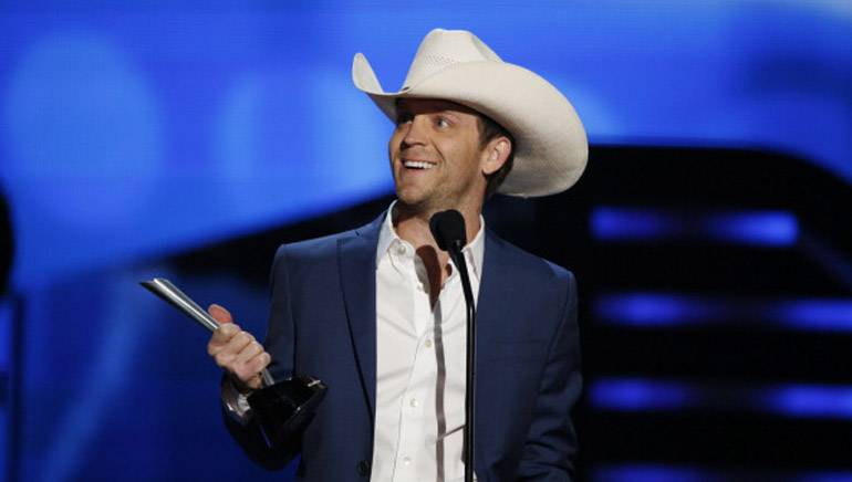 Pictured: Justin Moore