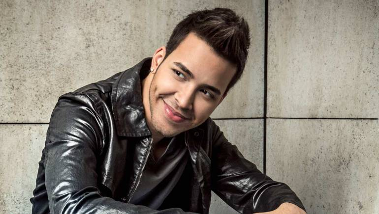 Pictured: Prince Royce