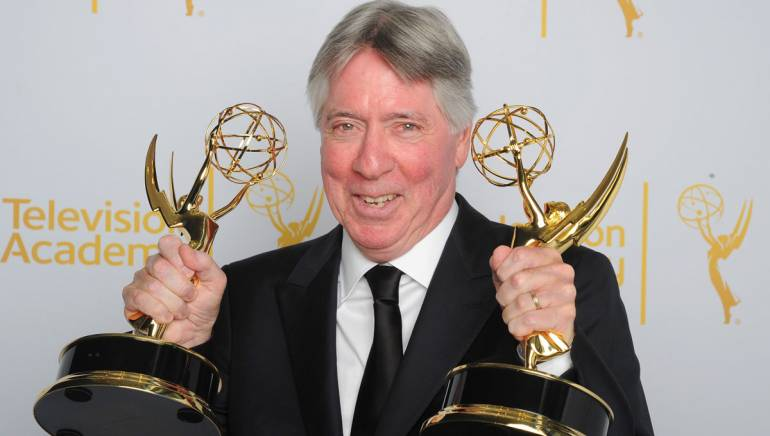 Pictured: Alan Silvestri