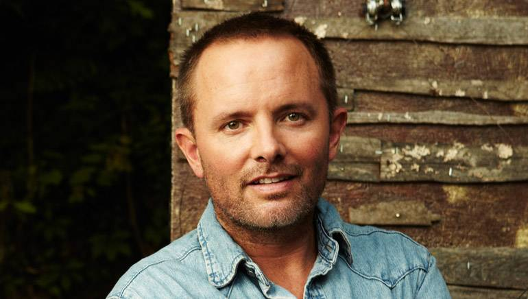 Pictured: Chris Tomlin