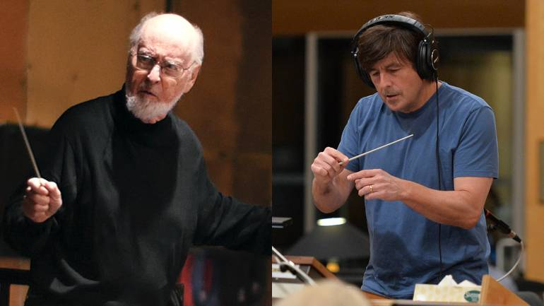 Pictured: 2016 Oscar nominees John Williams and Thomas Newman