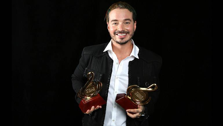 Pictured: J Balvin