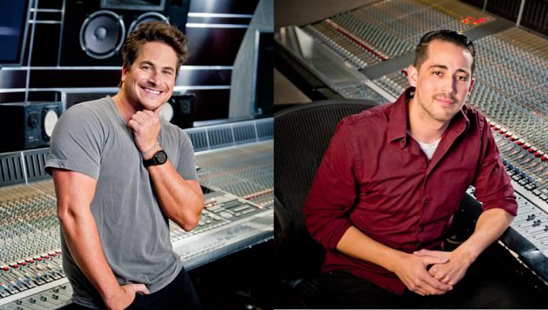 Adam Malka and Jaime Villalvazo of Signature Tracks