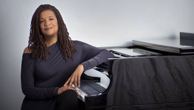 Pictured: Award-winning composer Kathryn Bostic.