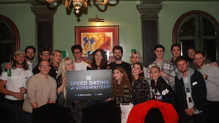 Speed-dating london dating a co-worker