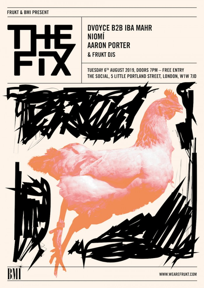 Portland Music Calendar.The Fix Frukt S Live Music Showcase London Uk August 6 2019