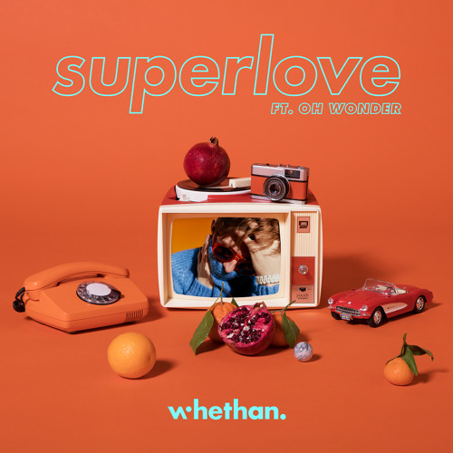 Superlove album cover
