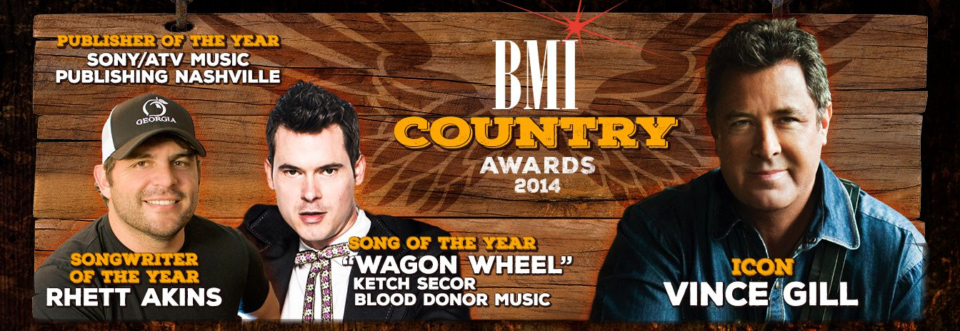 2014 BMI Country Awards