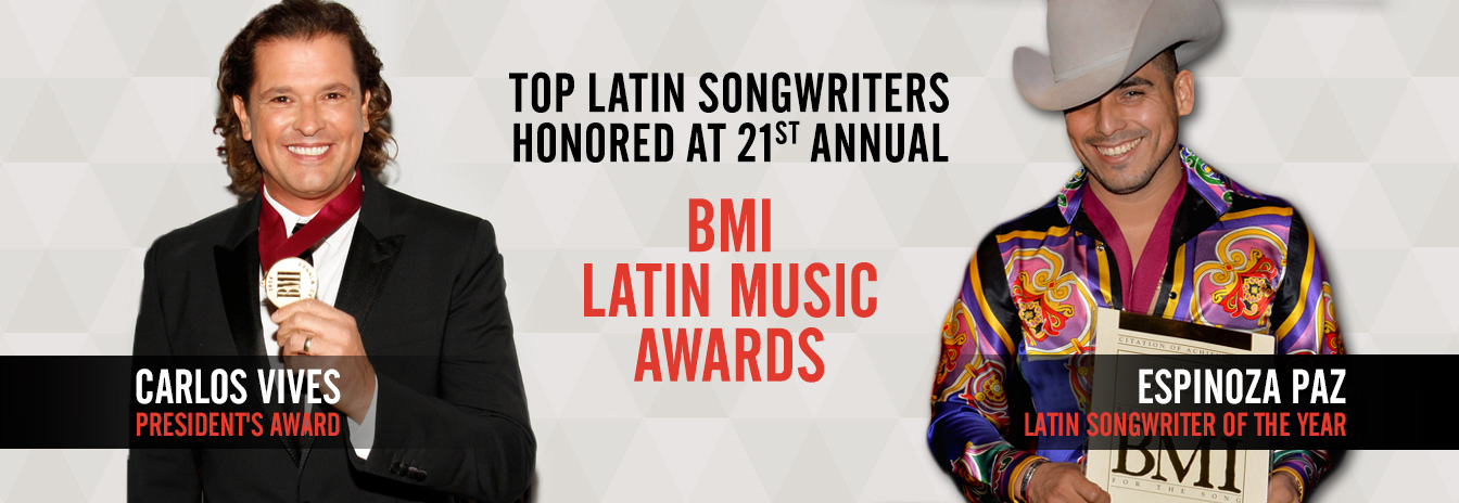2014 BMI Latin Awards