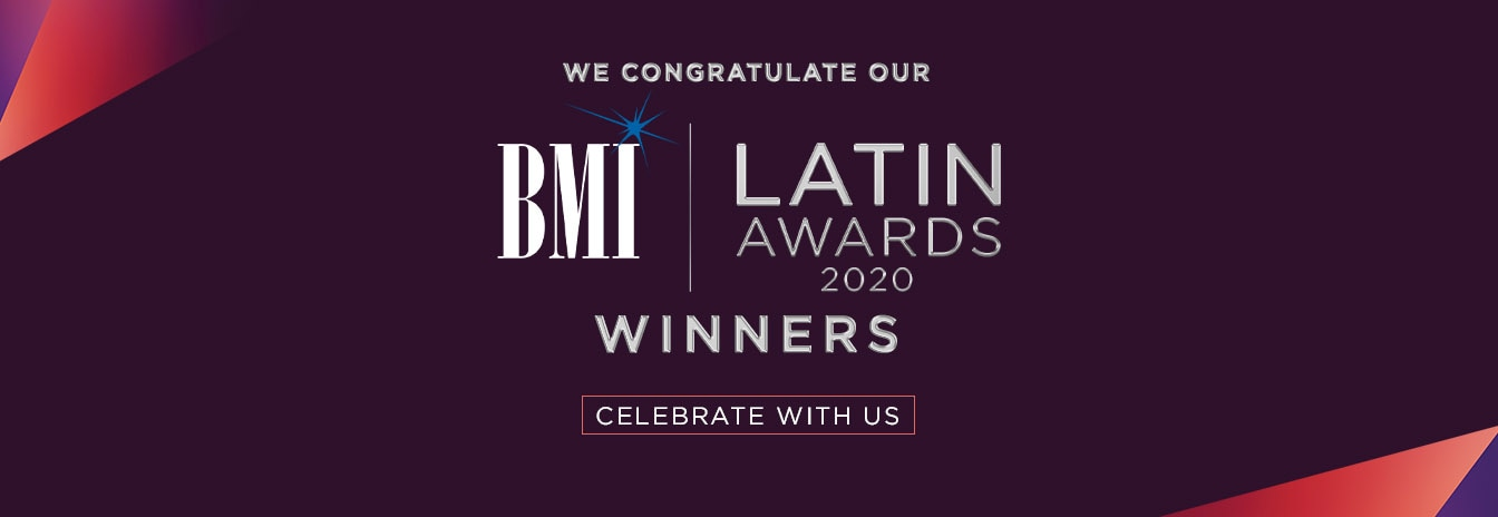 2020 BMI Latin Music Awards