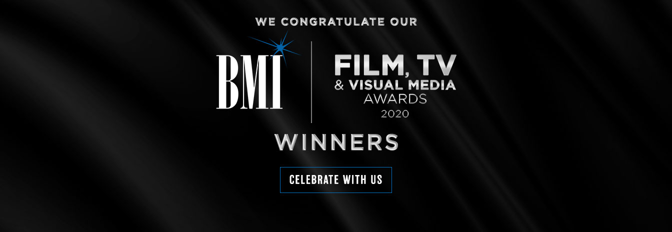BMI 2020 Film TV Awards