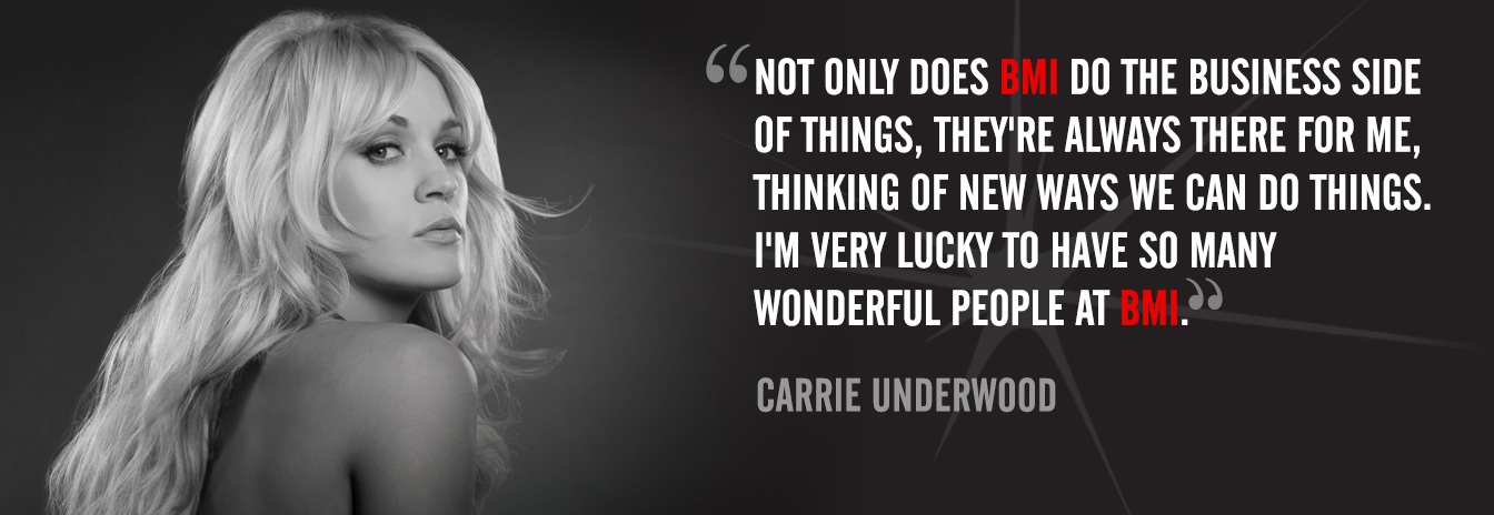 March Creators: Carrie Underwood