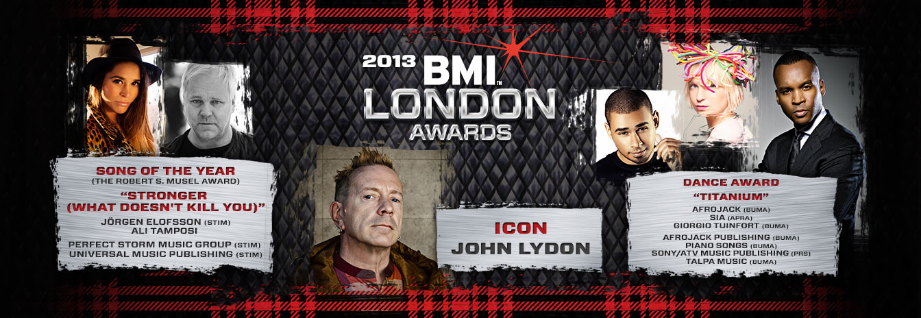 2013 London Awards