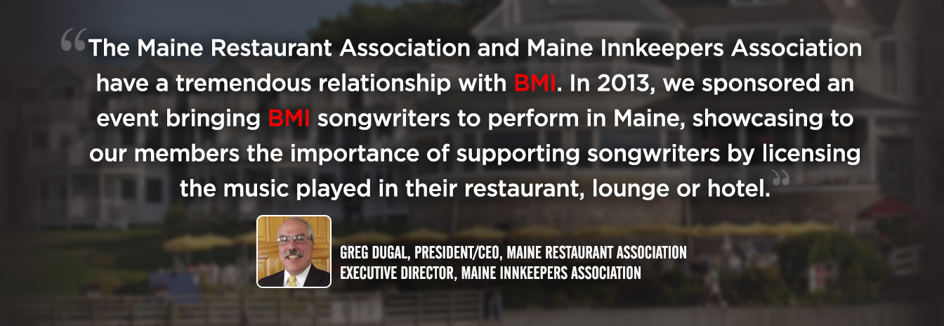 March Licensing: Greg Dugal, Maine