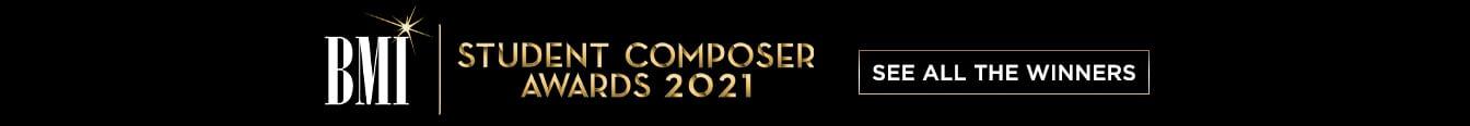 2021 Student Composer Awards