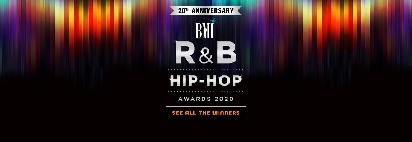 R&B Hip Awards Hero