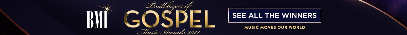 2021 Trailblazers of Gospel Music Awards