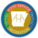 Arkansas Hospitality Association logo