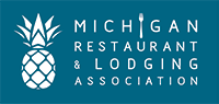 Michigan Restaurant & Lodging Association logo