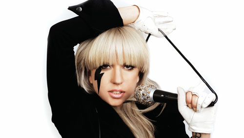 Lady Gaga. Great Album: The Fame