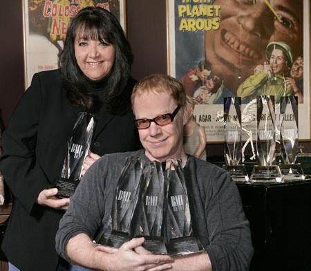 Danny Elfman Gets Crystalized | News | BMI com