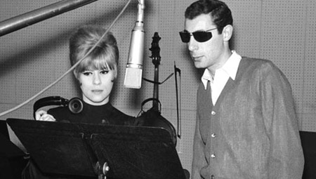 ellie greenwich and jeff barry work in the studio in 1964 photo by michael ochs archivesgetty images - Darlene Love Christmas Baby Please Come Home
