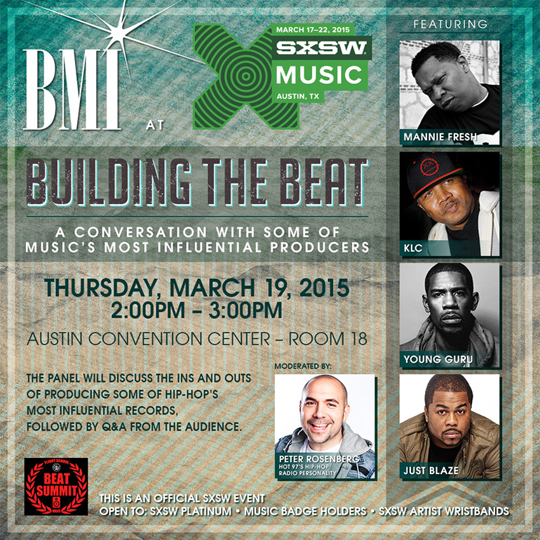 building the beat flyer