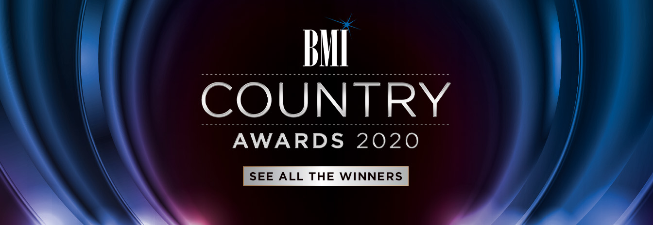 BMI Country Awards 2020