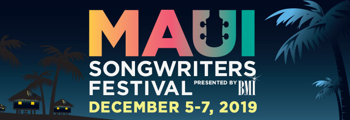 Maui Songwriters Fest 2019