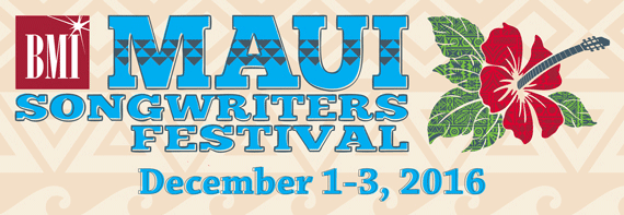 Maui Songwriters Fest 2016