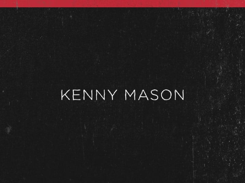 Kenny Mason