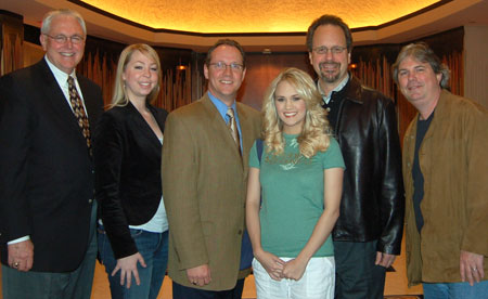 Carrie Underwood Signs With Bmi News Bmi Com