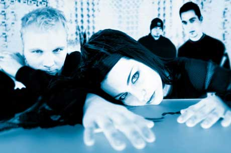 Evanescence ( Amy Lynn Lee )