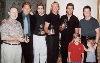 Richie Mcdonald Family